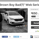 go fund me page for brown boy bad